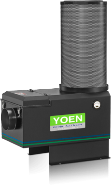 YOMA-A Oil Mist Air Cleaner