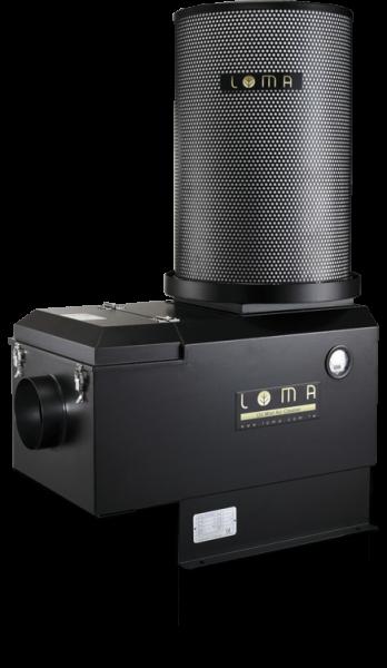 <span>LOMA-30AD</span> 煙塵淨化機