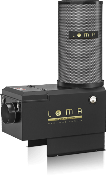 LOMA-A Oil Mist Air Collector