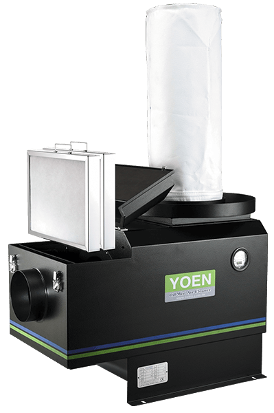 YOMA-30AD Smoke Dust Air Cleaner